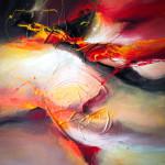 Pictura abstracta Bucuresti